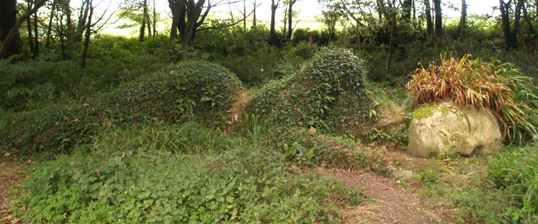 Rzeźba Susan Hill - Zaginione Ogrody Heliganu