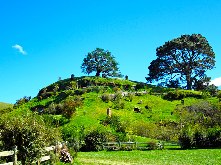 Hobbiton, Nowa Zelandia