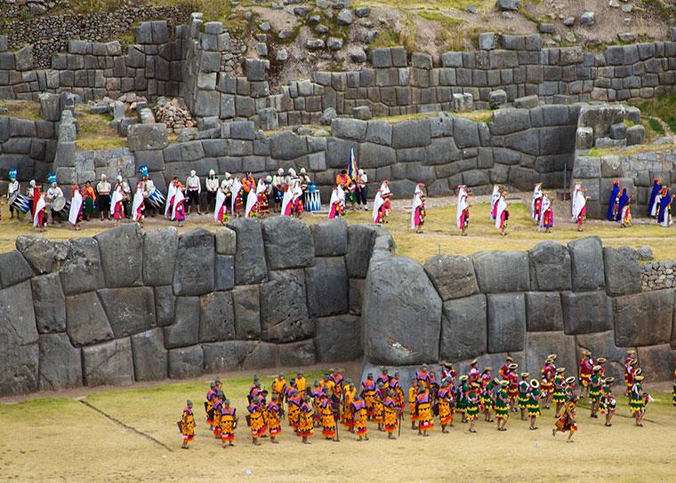 Festiwal Inti Raymi, Cuzco, Peru