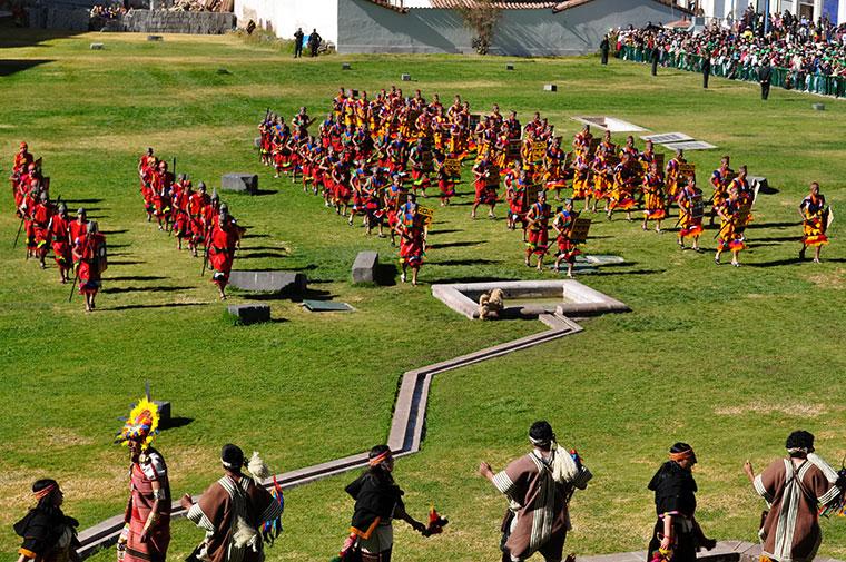Festiwal Inti Raymi, Peru