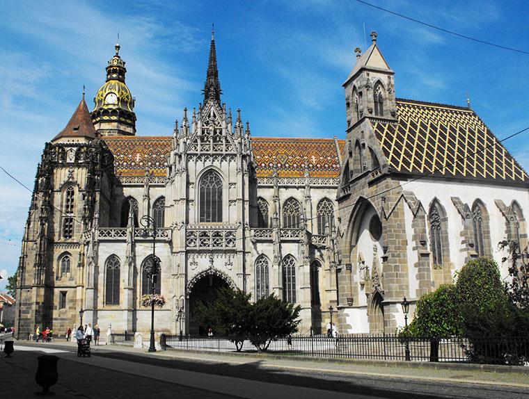 Katedra św. Elżbiety, Koszyce, Słowacja