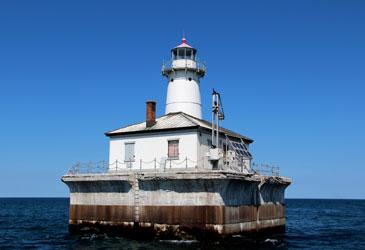 Latarnie morskie, Jezioro Michigan