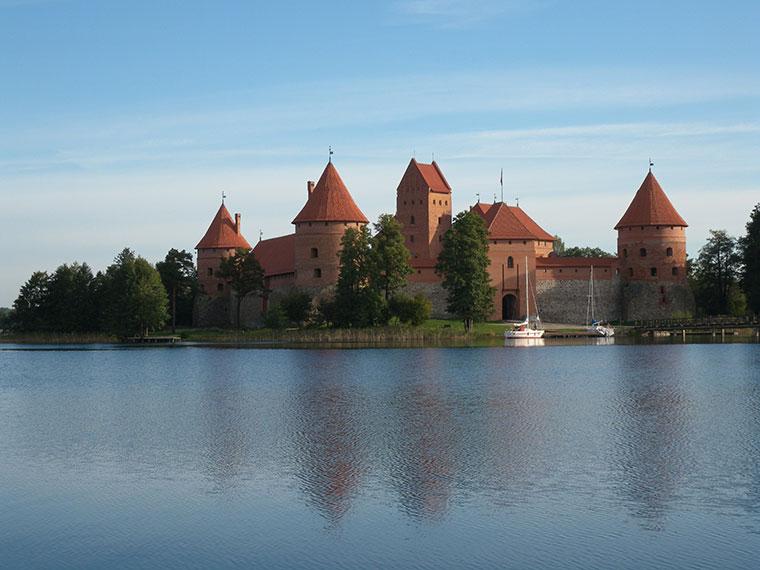 Troki, Litwa