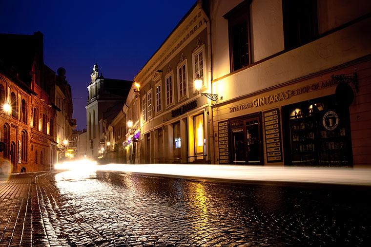 Pilies, Litwa