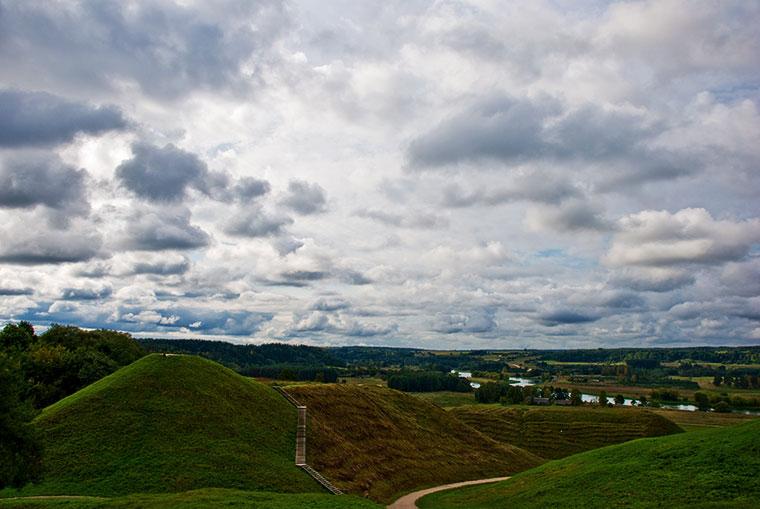 Kernave – litewska Troja, Litwa