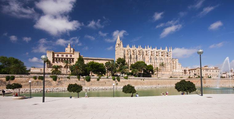 Katedra w Palma Mallorca