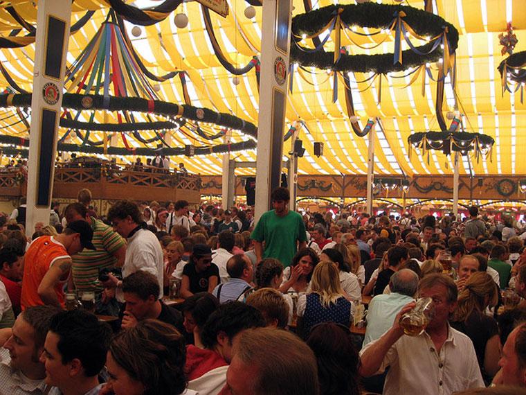 Oktoberfest, Monachium