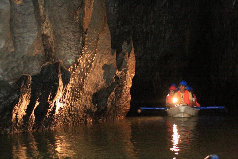 Podziemna rzeka Puerto Princesa, Palawan