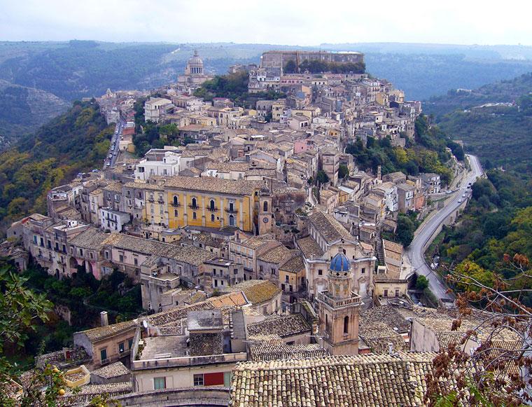 Ragusa Ibla, Włochy