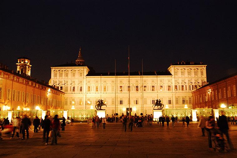Pałac Królewski w Turynie, Turin, Włochy