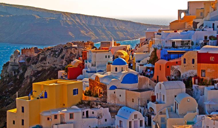 Santorini - Oia Village