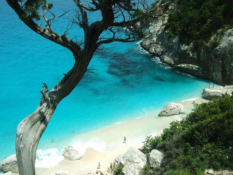 Wyspa Sardynia - Cala Goloritze