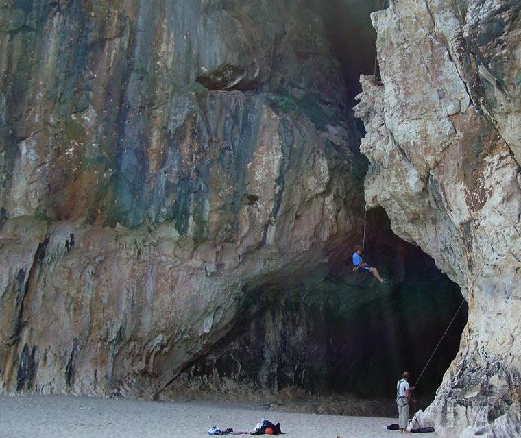 Wspinaczka na wyspie Sardynia