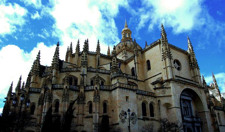 Katedra w Segovii, Hiszpania