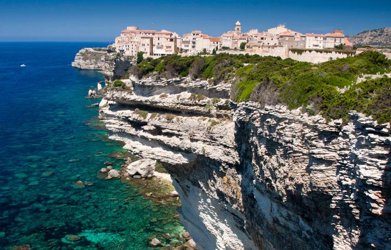 Bonifacio - Korsyka