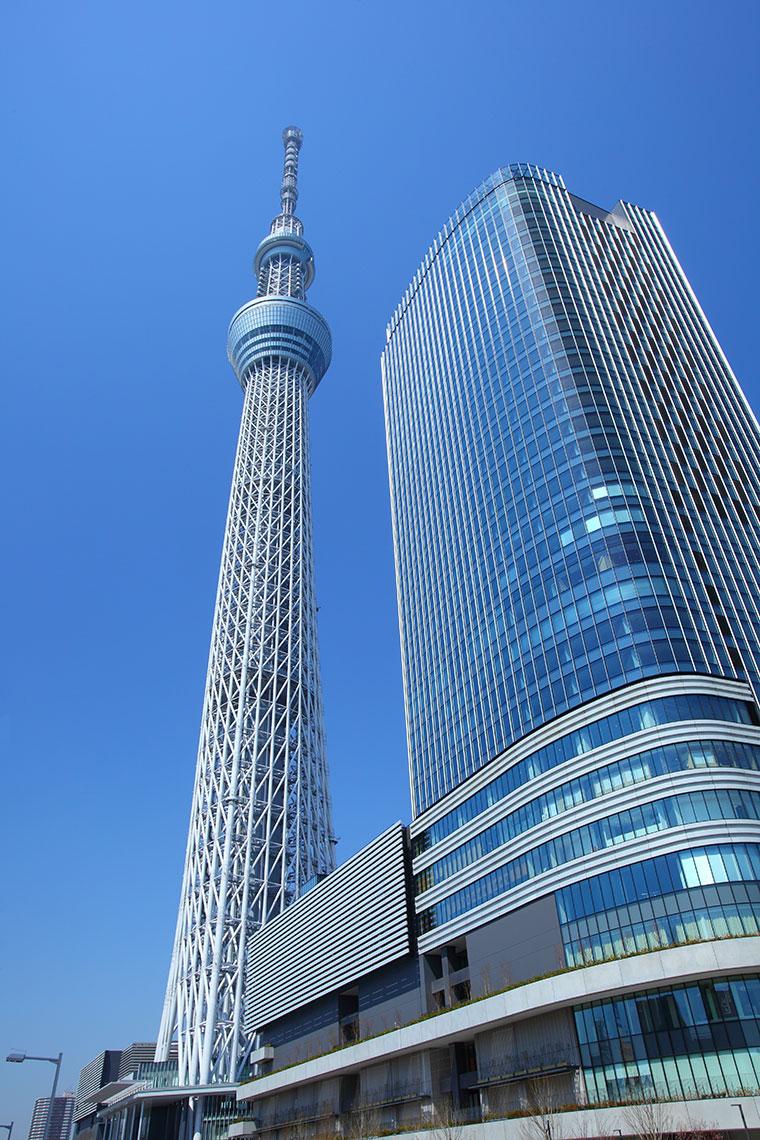 Tokyo Skytree, Japonia, Tokio