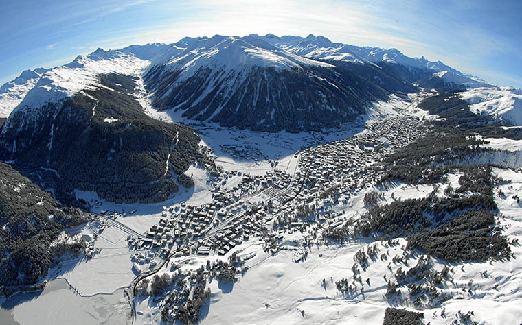 Davos-Klosters, Szwajcaria
