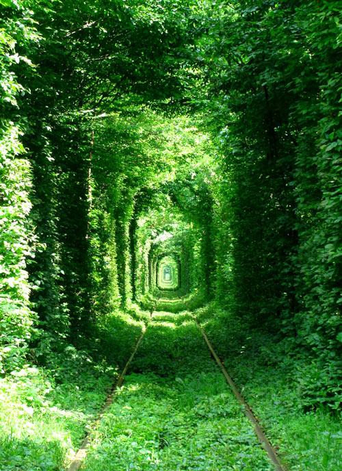 Tunel w Kleven
