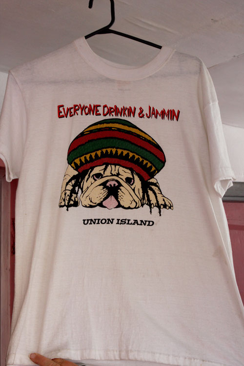 Koszulka Union Island