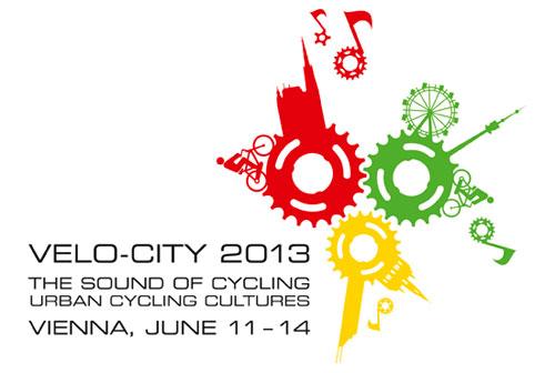 Logo Velo-City 2013