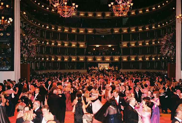 Bal w Operze Wiedeńskiej