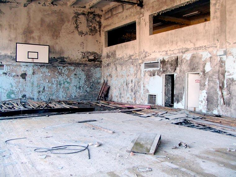 Prypec, opuszczone miasto w obwodzie kijowskim, Ukraina