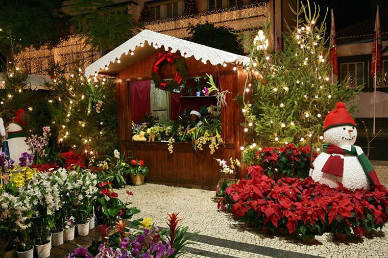 Madeira Christmas Market, Portugalia