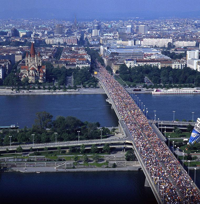 Wiedeński maraton już po raz trzydziesty