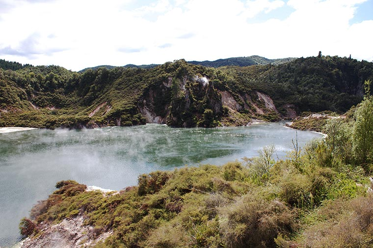 Jezioro Patelnia /Frying Pan Lake/