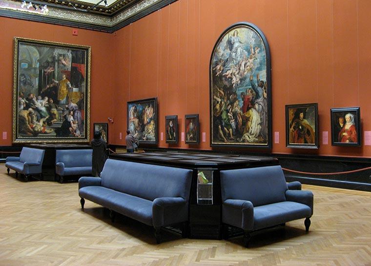 Kunsthistorisches Museum, Wiedeń